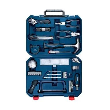 Weekend Deal - Bosch X-line Tool Set Perkakas Tangan [108 pcs]