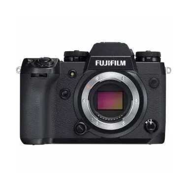 Fujifilm X-H1 Body Only Kamera Mirrorless - Black