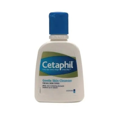 Cetaphil Gentle Skin Cleanser [125 mL]