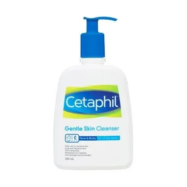 Cetaphil Gentle Skin Cleanser [500 mL]
