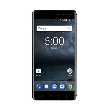 Nokia 6 Smartphone - Arte Black [32GB/3GB]