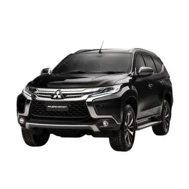 Mitsubishi All New Pajero Sport 2.4 ... obil - Diamond Black Mica