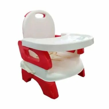 Baby does Booster Seat Kursi Makan Anak - Red