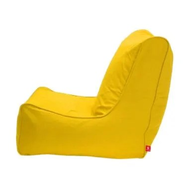 Bottom Dock Mason Canvas Sofa Beds - Yellow