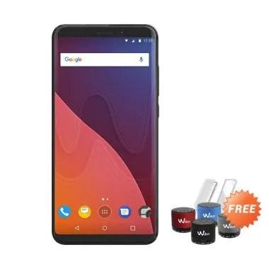 Wiko View Smartphone - Black [32GB/3GB]