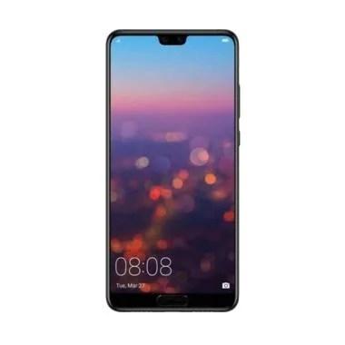 Huawei P20 Smartphone - Black [128GB/ RAM 4GB]