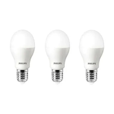 PHILIPS/Philip LED Lampu Bohlam - P ... tt / 13W / 13Watt -3 pcs]