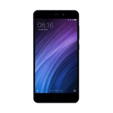 Xiaomi Redmi 4A Smartphone - Grey [16GB/2GB/Distributor]
