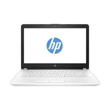 HP 14-BW AU Notebook - [A9-9420/4GB/500GB/DOS/ATI RADEON ] White