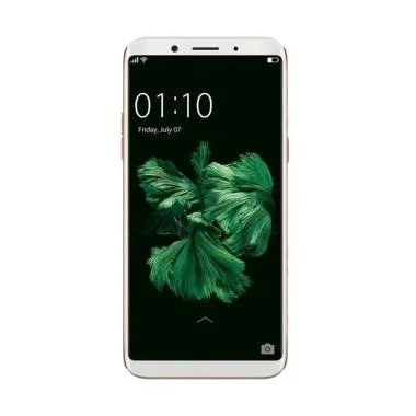 OPPO F5 Youth Gold + Tupperware 750 Ml & I-Ring