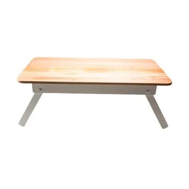 Infinia Home IF-00095W Solid Wood Top Meja Gambar Anak [Meja Laptop]
