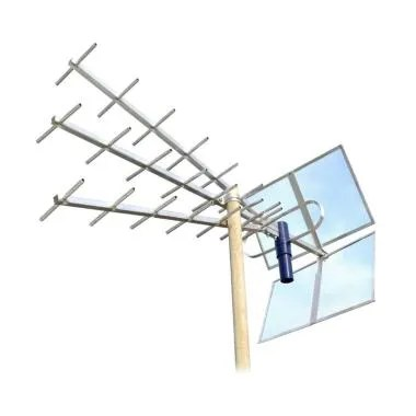 MMS Titis TT1000 Antena TV Digital dan Analog