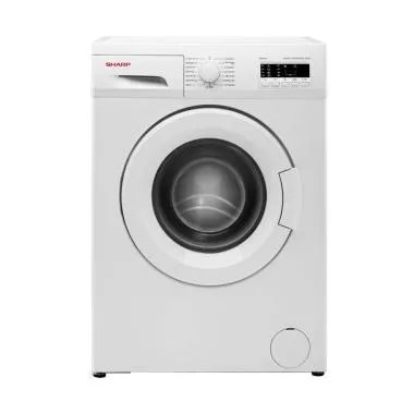 SHARP ESFL872 Front Loading Washer Mesin Cuci - White
