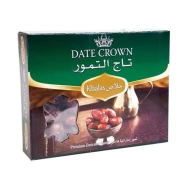 Date Crown Khalas Kurma [1 Kg]