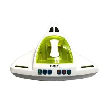 Heles HL-501 UV Bed Vacuum Cleaner - Putih