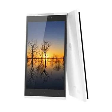 Himax Zoom Smartphone - Putih [8 GB/ 1 GB]