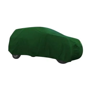 Mantroll Body Cover Mobil for Toyota Etios Valco - Green Army