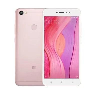 Xiaomi Redmi Note 5A Prime Smartphone - Rose Gold [32 GB/ 3 GB]