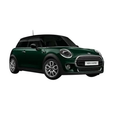 MINI Cooper 3-Door - British Racing Green Metallic