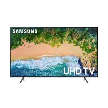 Samsung 55NU7100 4K UHD 7 Series Smart Flat LED TV [55 Inch]