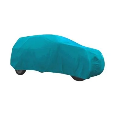 Mantroll Body Cover Mobil for Toyota Etios Valco - Blue Sky