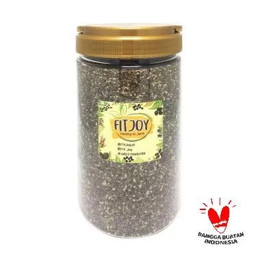 FitJoy Black Chia Seeds [600 g]