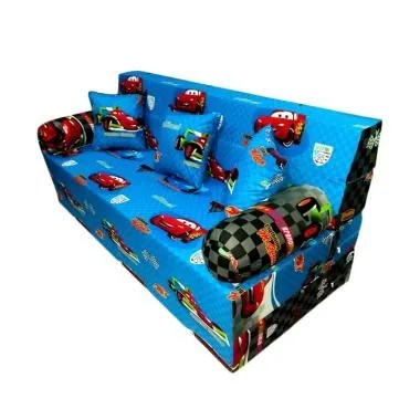 Inoac Car Character Pattern Sofa Bed