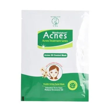 Acnes Oil Control Pouch Mask  G Map