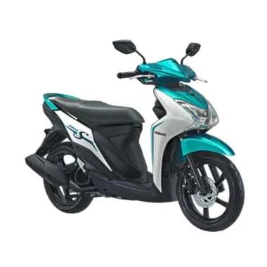 Yamaha Mio S Motor - Special Green