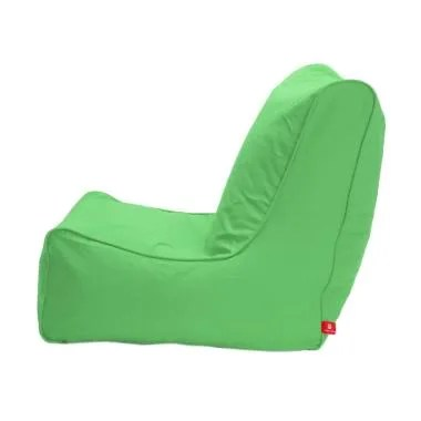 Bottom Dock Mason Canvas Sofa Beds - Lime Green
