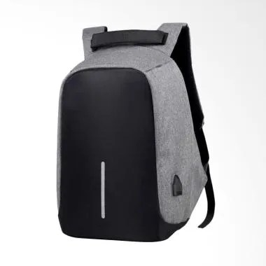 Anti Theft Laptop with USB Charger Port Backpack