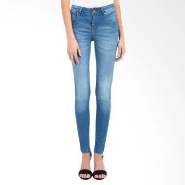 People's Denim Ladies Jeans Vanary Celana Wanita