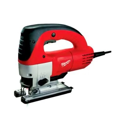 Milwaukee JSPE 135 TX Jigsaw Gergaji - Red Black [750 W/ 26 mm]