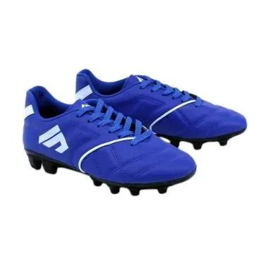 Garsel Sepatu Sepakbola Pria - Biru [GEH 7501]