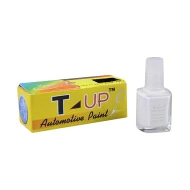 T-Up Pelindung Cat Mobil - Toyota Solid White