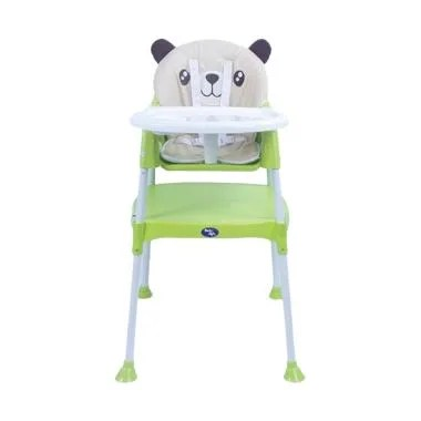 Baby Safe Separable High Chair Panda