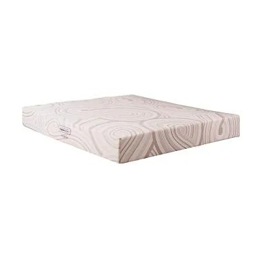 Therapedic Backsense X Mattress Kasur Springbed - White Brown