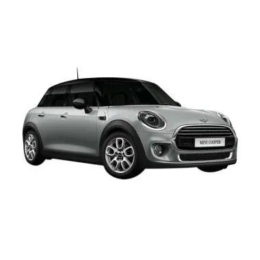MINI Cooper 5-Door - White Silver Metallic