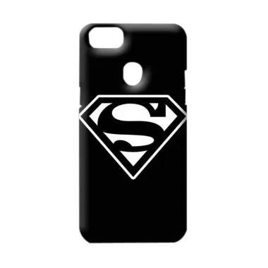 oem logo superman white