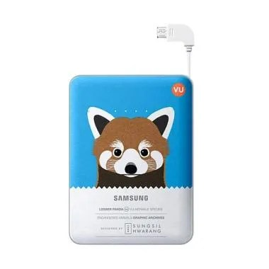 Samsung Animal Powerbank - Blue [8400 mAh]