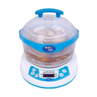 Baby Safe 10in1 Multifunction Steamer