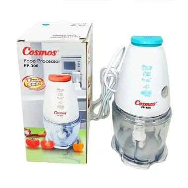 Cosmos FP300 Food Processor Blender Mini