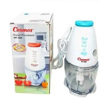 Cosmos FP300 Food Processor Blender Mini