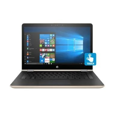 HP Pavilion X360 14-BA004TX 2in1 No ... GB/ 1TB/ VGA 2GB/ Win 10]