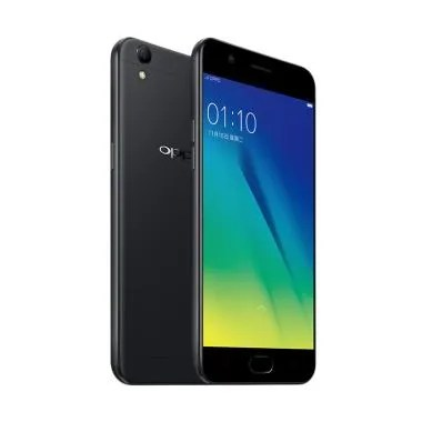 OPPO A37 Black + Tupperware 750 ml & I-Ring