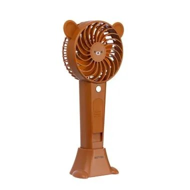 TOKUNIKU Animal Shape Heldhand Mist ... ir Cooler - Brown [12 mL]
