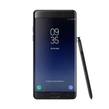 Samsung Note FE Smartphone - Black [64 GB/4 GB]