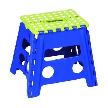 Atria Furniture Folding Step Kursi Lipat Anak - Blue Green