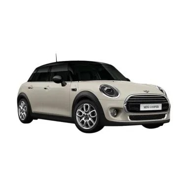 MINI Cooper 5-Door - Pepper White Non Metallic
