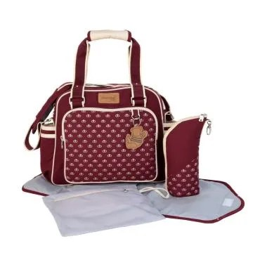 Dialogue Baby DBL Sisi and TBS & Pe ...  Series Tas Bayi - Maroon